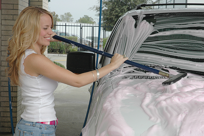 Regular Self Car Wash