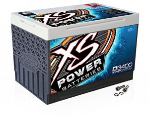 XS Power D3400 XS Series