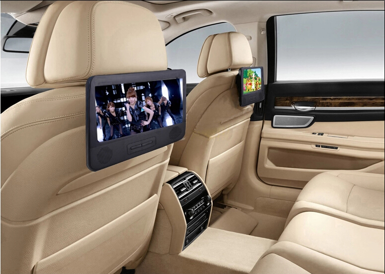 best headrest dvd player 2018 for car unlimited fun with. Black Bedroom Furniture Sets. Home Design Ideas