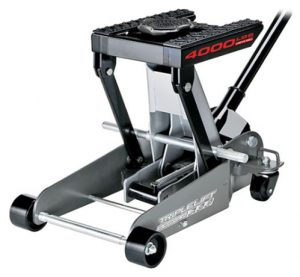 Powerbuilt 2 Ton Triple Lift Floor Jack, Cars, Trucks, Motorcycles,