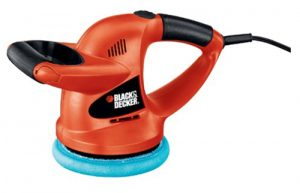 BLACK+DECKER WP900 6-Inch Random Orbit Waxer_Polisher - Power Polishing Tools -