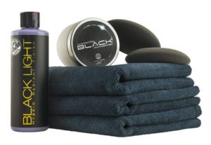 Chemical Guys HOL_201 Black Paint Maintenance Kit (6 Itiems)_ Automotive