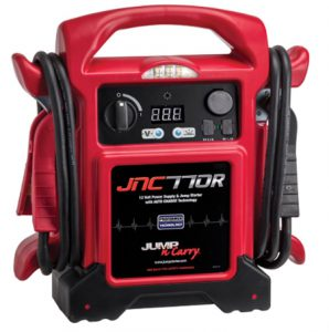 Clore Automotive Jump-N-Carry JNC770R 1,700 Peak Amp Premium 12-Volt