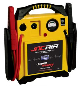 Clore Automotive Jump-N-Carry JNCAIR 1700 Peak Amp Jump Starter with