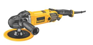 DEWALT DWP849X 7-Inch_9-Inch Variable Speed Polisher with Soft Start - Power Pol