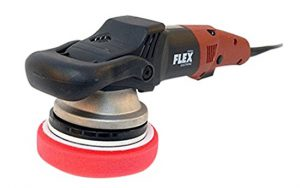 Flex XC3401VRG Positive-Drive Rotary-Orbital Polisher - Power Polishing Tools -