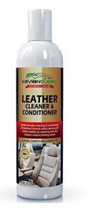 KevianClean Leather Cleaner and Conditioner - Auto Interior Upholste