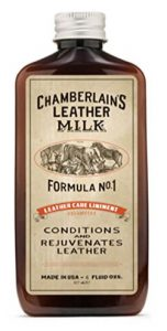 Leather Milk Conditioner and Cleaner for Furniture, Cars, Purses and