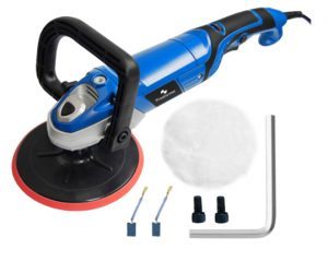 PROSTORMER Car Buffer 7_ Electric Car Polisher 10Amp 1200W 6 Variable Speed Buff