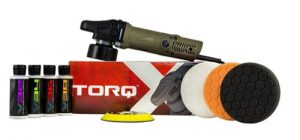 TORQ TORQX Random Orbital Polisher Kit (9 Items)_ Automotive
