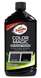 Turtle Wax T-374KTR Color Magic Car Polish, Black - 16 oz._ Automotive