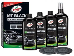 Turtle Wax T-3KT Black Box Kit New _ Everything Else
