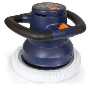 WEN 10PMC 10-Inch Waxer_Polisher in Case with Extra Bonnets - Power Polishing To