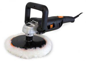 WEN 948 10 Amp Variable Speed Polisher with Digital Readout, 7