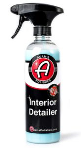 Adam's Interior Detailer 16oz - Clean and Dress Interior Surfaces In