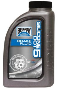Bel-Ray Silicone DOT 5 Brake Fluid - 12oz. 99450-B355W (1)_ Automotive