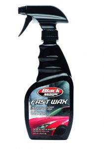 Black Magic 120025 2-in-1 Fast Wax Spray, 16 oz._ Automotive
