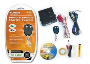 Bulldog RS82-I Do It Yourself Remote Starter - Automatic Transmissio