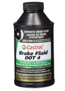 Castrol 12509 Dot 4 Brake Fluid (12 Oz)_ Automotive