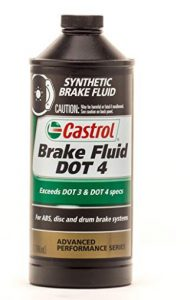 Castrol 12614 Dot 4 Synthetic Brake Fluid_ Automotive