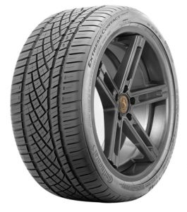Continental Extreme Contact DWS06 All-Season Radial Tire - 225_45ZR1