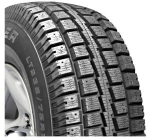 Cooper Discoverer M+S Winter Radial Tire - 265_70R17 115S_ Cooper_ A