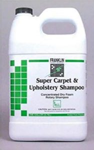 Franklin F538022 1 Gallon Super Carpet And Upholstery Concentrated D