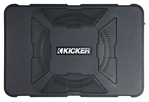 "Kicker 11HS8 8"" 150W Hideaway Car Audio Powered Subwoofer Sub Enclosure HS8"