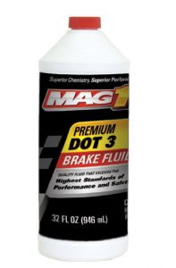 MAG1 120 Premium DOT 3 Brake Fluid - 32 oz._ Automotive