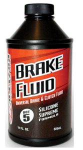 Maxima 80-81911 DOT 5 Silicone Brake Fluid - 11 oz. Bottle_ Automotive