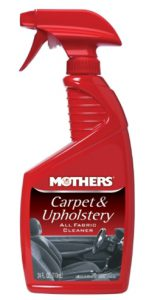 Mothers 05424-6 Carpet & Upholstery Cleaner - 24 oz, (Pack of 6)_ Automotive