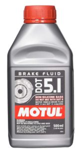 Motul Brake fluid, DOT 5.1 (N-S) - 500ml_ Automotive