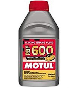 Motul std color MTL100949 8068HL RBF 600 Factory Line Dot-4 100 Perc