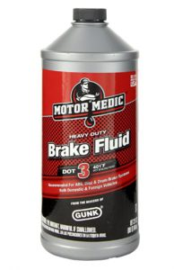 Niteo Motor Medic M4432 DOT 3 Heavy Duty Brake Fluid - 32 oz._ Autom