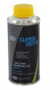 Pentosin 1204112 Super Dot 4 Brake Fluid, 0.25 Liter_ Automotive
