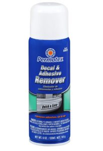 Permatex 80025 Decal and Adhesive Remover, 5 oz.