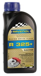 Ravenol J3A1033 Racing Brake Fluid - R325+ Exceeds DOT 4 & 5.1 Spec