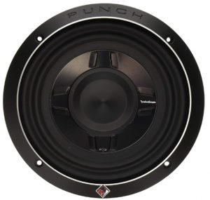 Rockford Fosgate P3SD2-8 8_ Dual 2-Ohm Punch Series Shallow Mount Ca