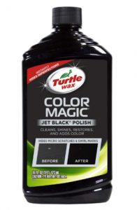 Turtle Wax T-374KTR Color Magic Car Polish, Black - 16 oz._ Automoti