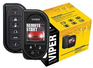 Viper 5906V Color Remote Start & Security_ Cell Phones & Accessories
