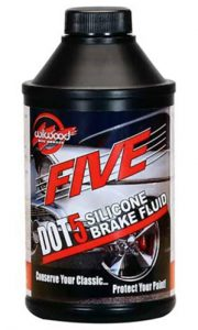 WILWOOD FIVE DOT 5 SILICONE BRAKE FLUID_ Automotive