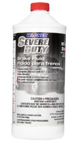 Wagner Dot 5.1 SEVEREDUTY Brake Fluid, 32 oz; 946 ml_ Automotive