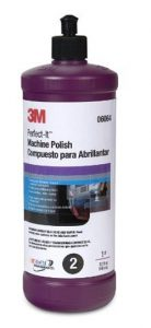 3M 06064 Perfect-It Machine Polish - 1 Quart - 6 Pack_ Automotive