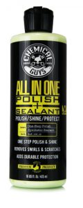 Chemical Guys Gap_106_16 All-in-One Polish + Shine + Sealant (16 oz)