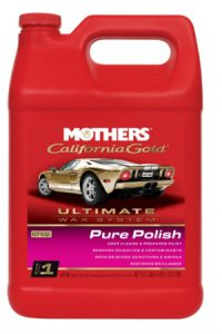 Mothers 07102 California Gold Pure Polish (Ultimate Wax System, Step